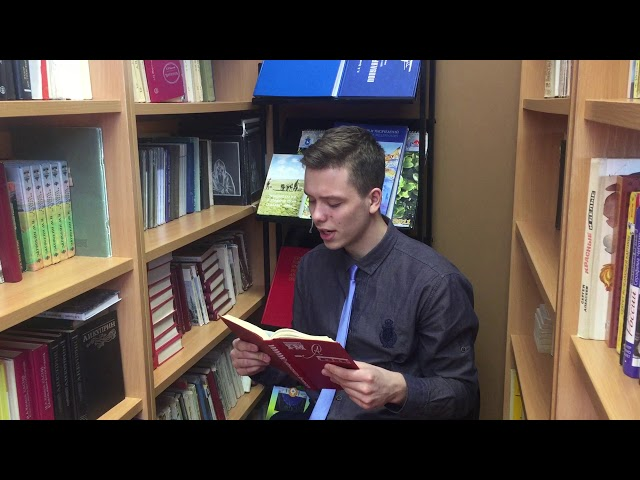 Изображение предпросмотра прочтения – ЯрославГлазырин читает произведение «Гроза в горах» А.И.Солженицына