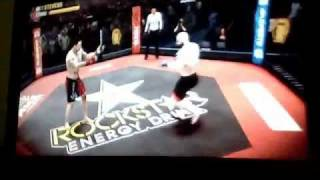 mma ko ps3 how to ko somone in mma online