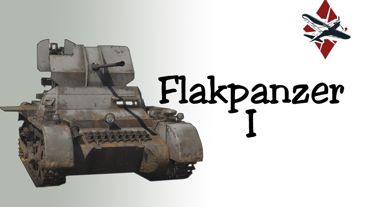 flakpanzer 1 war thunder