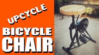 Video Bicycle Chair seat stool reclaimed materials download MP3, 3GP, MP4, WEBM, AVI, FLV Juli 2018