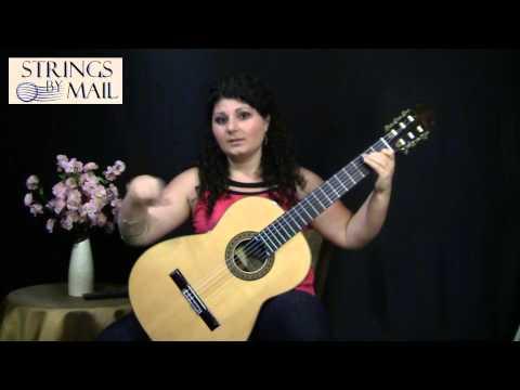 Tremolo Part 1: Mechanics - Strings By Mail Lessonettes | Gohar Vardanyan