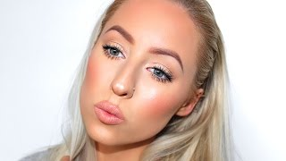Affordable DRUGSTORE Everyday Makeup Tutorial SURPRISE AT THE END