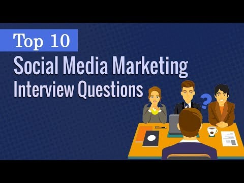 Top 10 Social Media Interview Questions