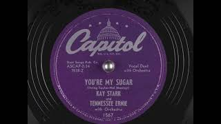 You're My Sugar (1951) - Kay Starr and Tennessee Ernie Ford