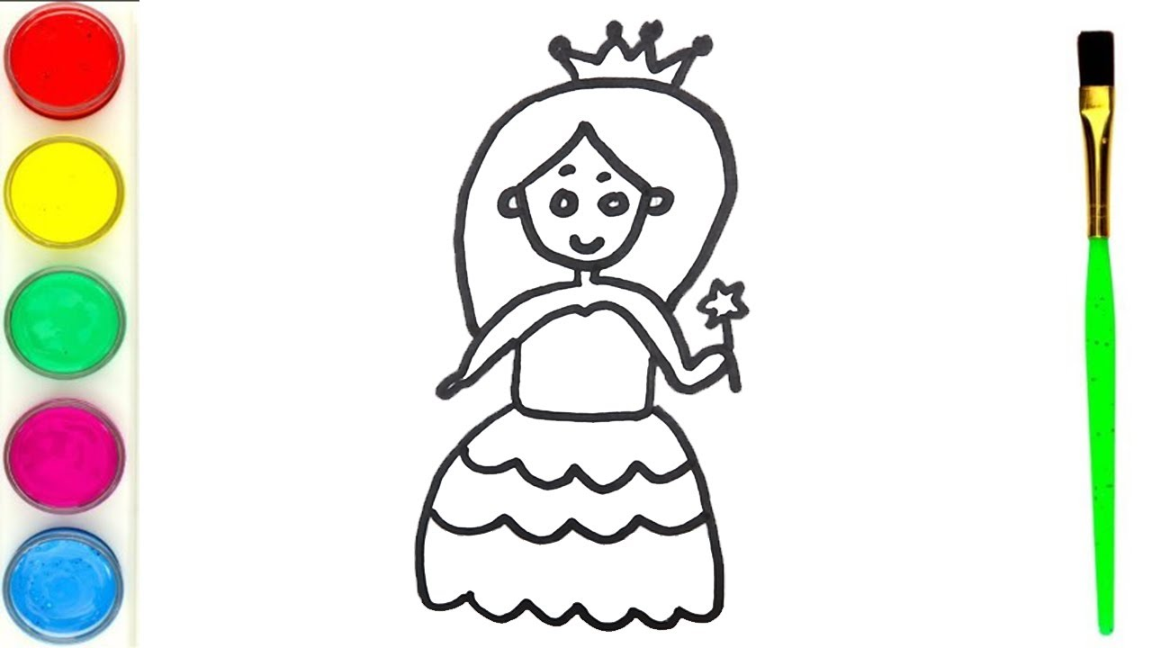 How To Draw Queen Learn Drawing