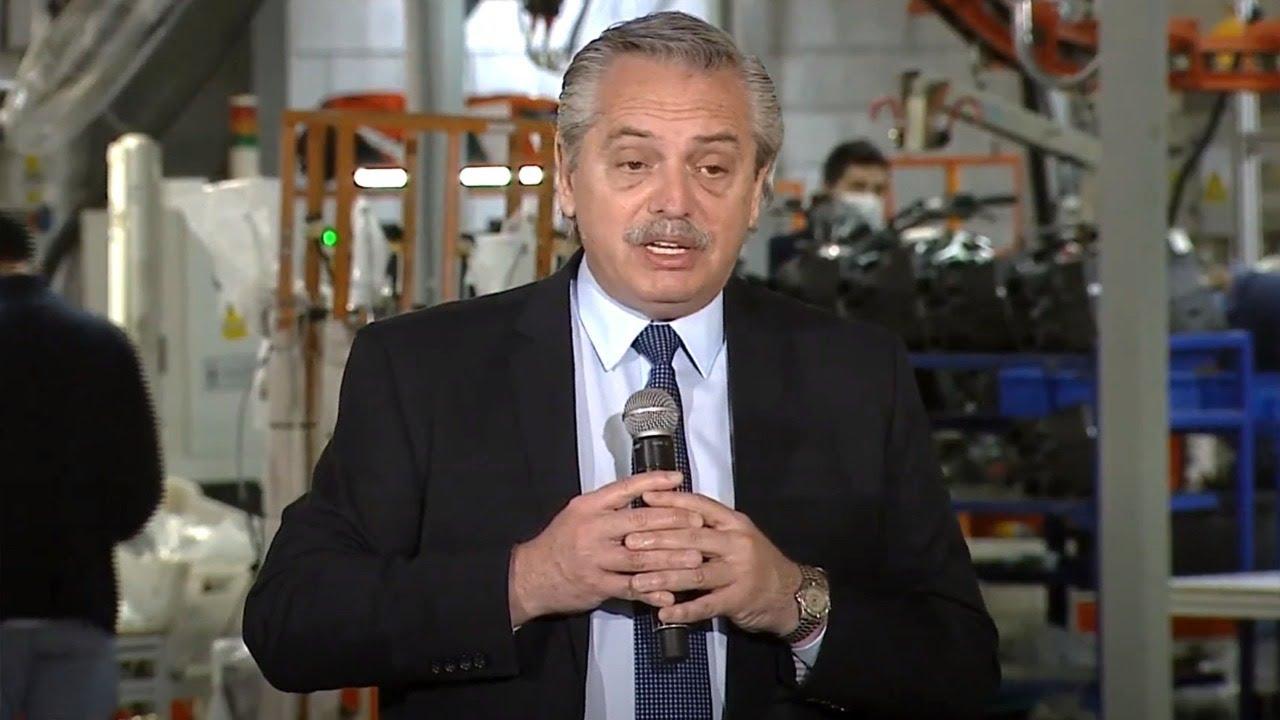 🔴EN VIVO | Alberto Fernández anuncia el programa de Precios Cuidados para la Construcción