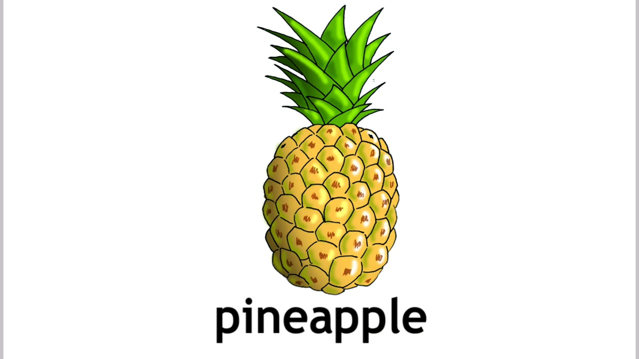 How to Pronounce Pineapple in British English