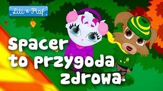 """Lili i Plaf """"Spacer to przygoda zdrowa"""" - piosenka dla dzieci, dziecięce hity!"""