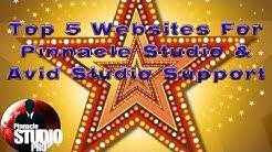 NGstudio Fix - Best Websites for Pinnacle Studio Support