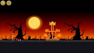 Trick Or Treat - Angry Birds Ambient Sounds