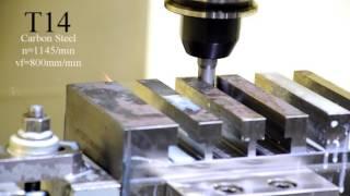High Performance T-Slot Cutter