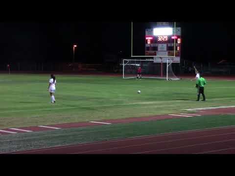 Thunderbird Girls Soccer vs Seton Catholic Preparatory