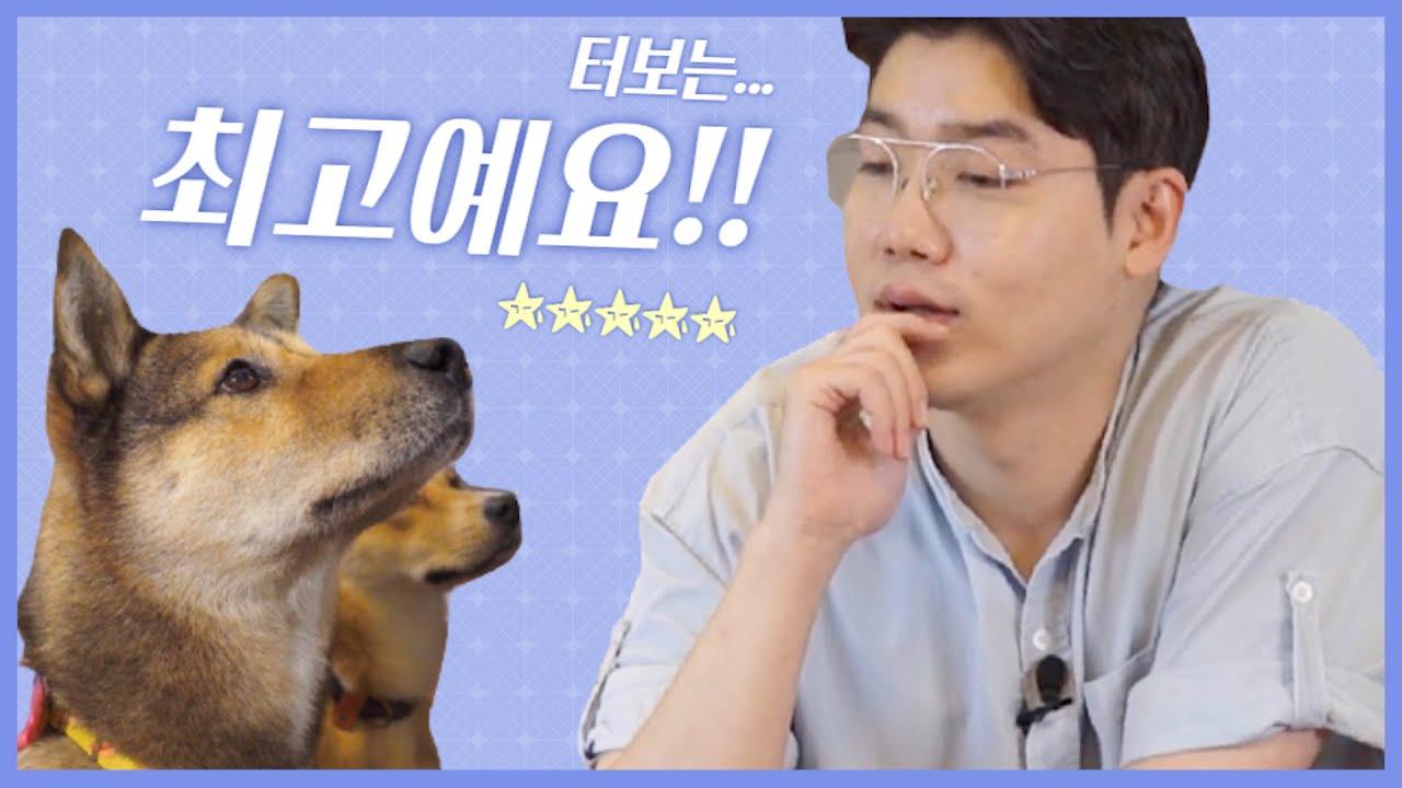 설채현을 감동시킨 유기견 진돗개 터보 [Q&A 1편]