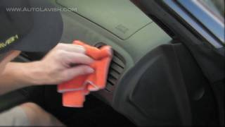 Cleaning Vehicle Interiors