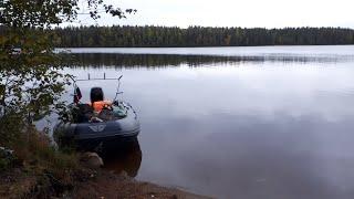 Рибалка в Карелії. Сезон відкритої води 2019.