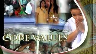 Holy Infant Academy Calapan City Marketing AVP