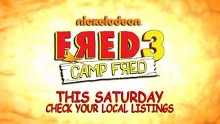 "John Cena stars in ""Fred 3: Camp Fred"""
