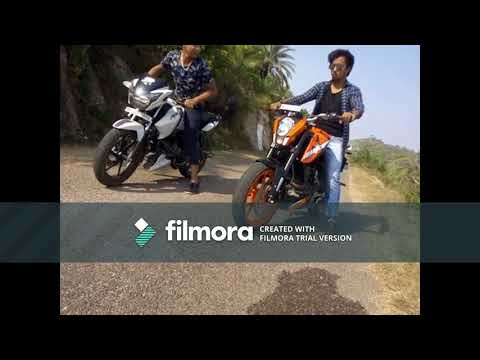 umesh and sourav stunts