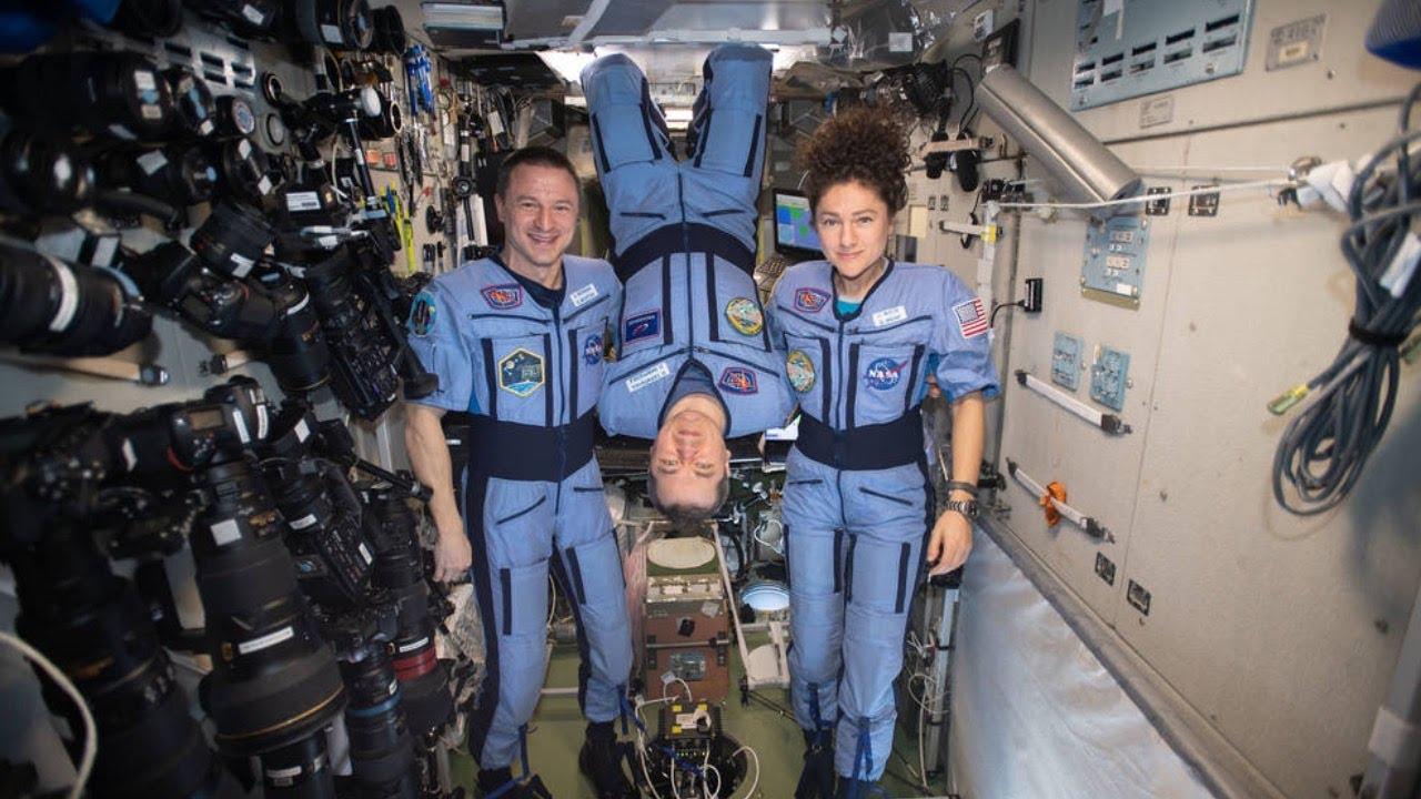 Expedition 62 Crew Returns to Earth From Space Station thumbnail