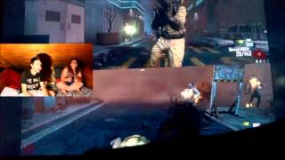 Camille et Jean - Black Ops 2 Zombies #1