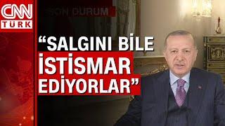 Cumhurbaşkanı Erdoğan'dan bayram mesajı ve normalleşme açıklaması