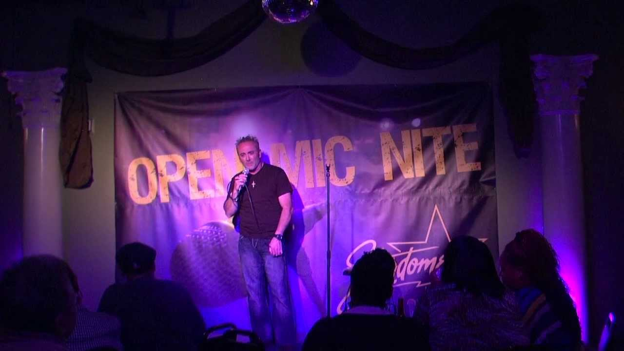 Download Wayne Mathews's 3rd Performance at the Stardome Comedy Club's Open Mic Contest