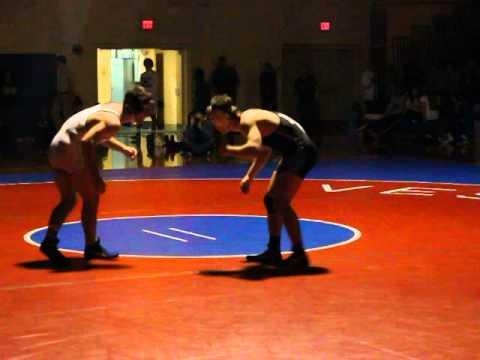 Russell Cooper (Bremen, GA) vs Will Britain (Cambridge, GA)