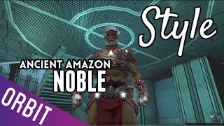 DCUO | Ancient Amazon Noble Style