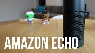TEST DU AMAZON ECHO EN FRANCAIS !