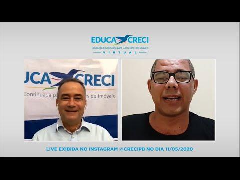 Educacreci Virtual – Live com Anderson Ventin