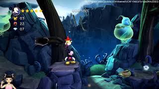 Thơ Nguyễn chơi game giải thoát cho chú chuột mickey đáng yêu tập 2