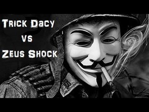 DCUO: Trick Dacy vs Zeus Shock