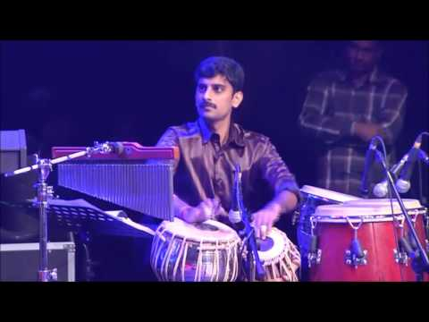 Instrumental Fusion at Gulf Voice of Mangalore 2016 - Bahrain