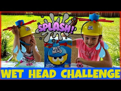 WET HEAD CHALLENGE - Magic Box Toys Collector
