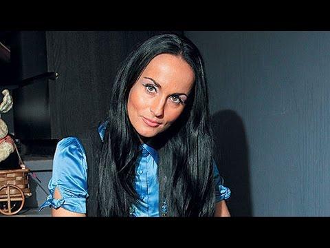 Ирина Волк без полицейского мундира