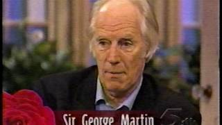 George Martin on The Roseanne Show (1998)