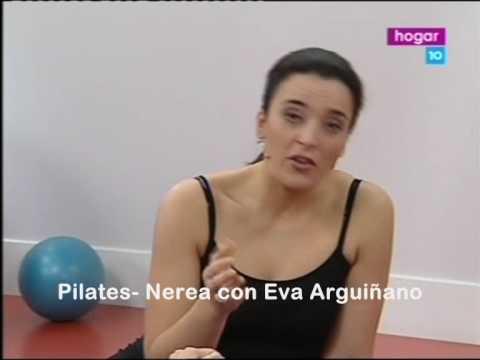 PILATES  - NEREA CON EVA ARGUIÑANO