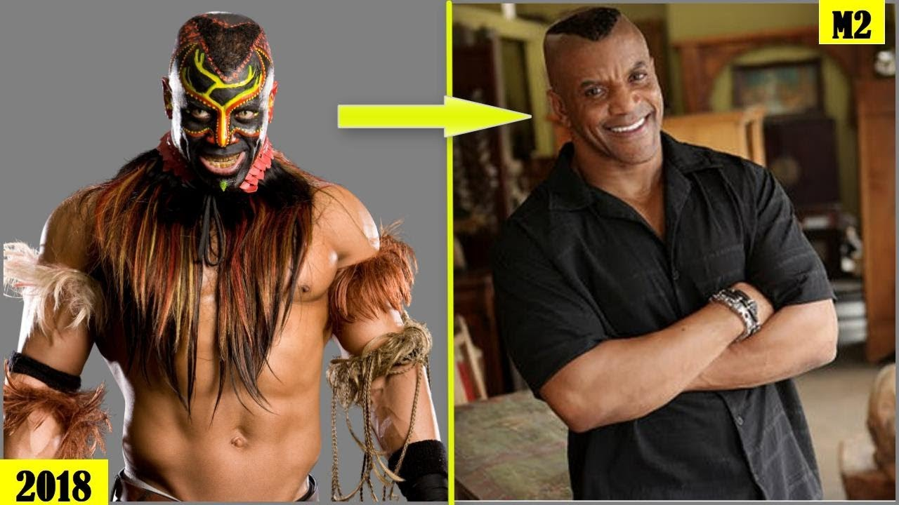 20 WWE Wrestlers With & Without Face Paint in Real Life [HD]