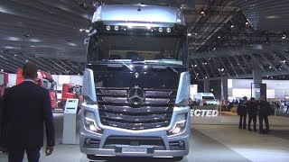 Mercedes-Benz Actros 1863 LS Edition 1 Tractor Truck (2019) Exterior and Interior