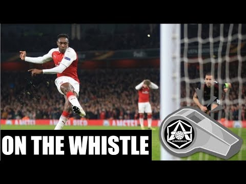 """On the Whistle: Arsenal 3-1 Milan - """"Look out Europe, Danny Welbeck is coming"""""""