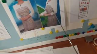 쥴케 77교시 -패턴박사의-패턴 디자인 원피스 그리기 …