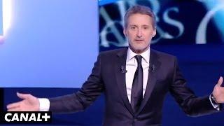 Discours d'Antoine de Caunes - César 2013