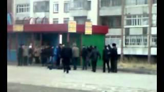 Потасовка в Кокшетау