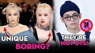 BTS was disrespected? Blackpink Rosé + CL in Met Gala caused controversy! aespa comeback!