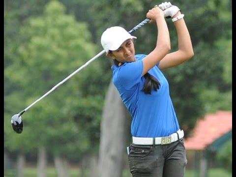 Talking point: Aditi Ashok