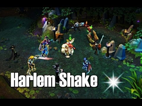 League Of Legends ( Harlem Shake )