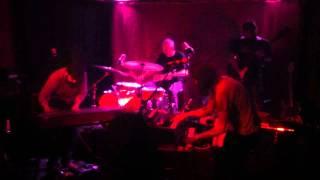 "Calibro 35 ""Vendetta"" live in Gent (Belgium), March 2014"