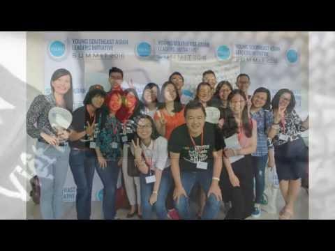 Vietnamese Team in YSEALI Summit 2016, Luang Prabang, Laos Sep 5 - 9th, 2016