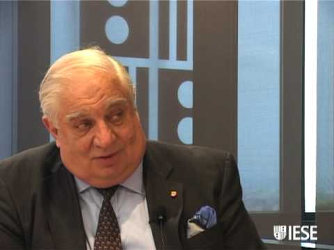 Interview with Peter Sutherland (III)
