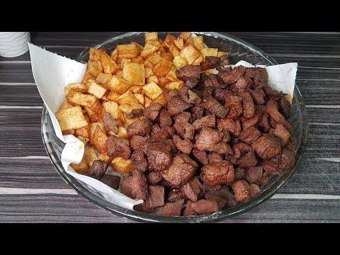 "ARNAVUTTAN "" ARNAVUT CİĞERİ ""(Arnavut Ciğeri Tarifi Tüm Püf Noktalarıyla) Best Fried Beef Liver"